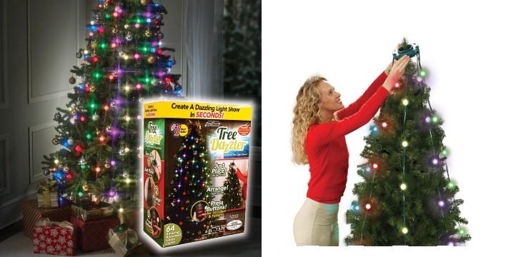 14,90€ από 29,90€ (-50%) για Χριστουγεννιάτικα Λαμπάκια Δέντρου LED – 48 Λαμπτήρες, με παραλαβή από την Idea Hellas και δυνατότητα πανελλαδικής αποστολής στο χώρο σας.