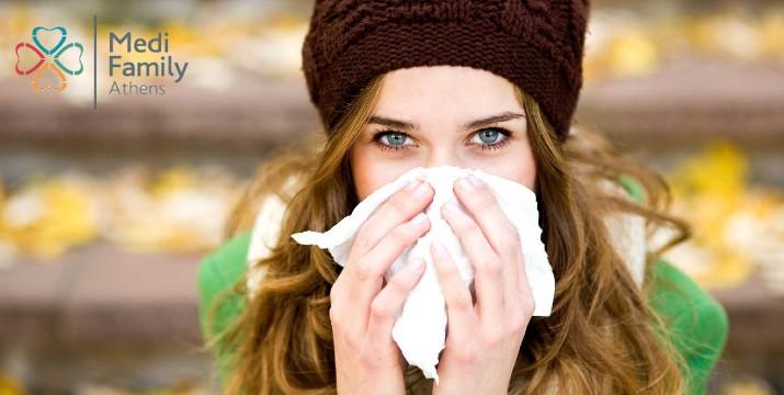 Από 9€ για Πλήρεις Ιατρικές Εξετάσεις για Λοιμώξεις του Αναπνευστικού, Εποχική Γρίπη ή Βρογχικό Άσθμα, στο Medi Family Athens στο Κέντρο. εικόνα