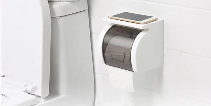 9,90€ από 19,90€ (-50%) για μία Αυτοκόλλητη βάση για χαρτί υγείας με αντιολισθητική βάση για κινητά, με παραλαβή ή δυνατότητα πανελλαδικής αποστολής στο χώρο σας από το Idea Hellas στη Νέα Ιωνία.