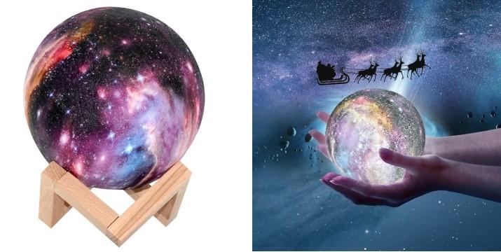12,9€ από 29,90€ (-57%) για ένα 3D Moon lamp RGB led λάμπα ανάγλυφη Sky moonlight, με παραλαβή ή δυνατότητα πανελλαδικής αποστολής στο χώρο σας από το Idea Hellas στη Νέα Ιωνία!