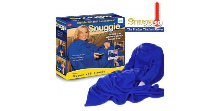 5,90€ από 14,90€ (-60%) για μία Κουβέρτα Με Μανίκια Fleece Snuggle Super Soft, με παραλαβή από το Idea Hellas στη Νέα Ιωνία και με δυνατότητα πανελλαδικής αποστολής στο χώρο. εικόνα