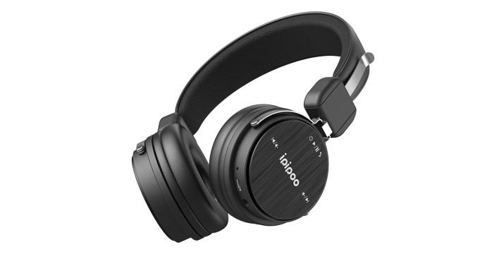 14,90€ από 29,90€ (-50%) για Ασύρματα Ακουστικά ipipoo Wireless Stereo Headset EP-2 Μαύρο, με παραλαβή από το Idea Hellas και δυνατότητα πανελλαδικής αποστολής στο χώρο σας.