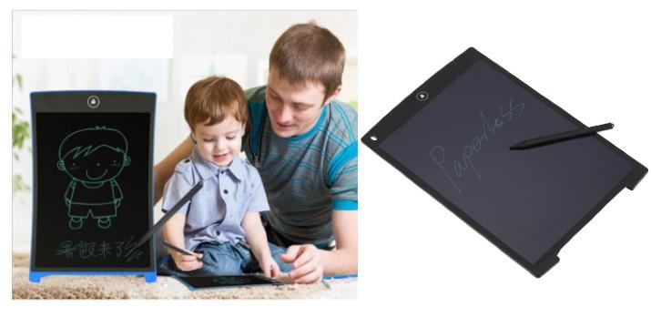 6,50€ από 18,90€ (-65%) για ένα Ηλεκτρονικό Σημειωματάριο LCD με οθόνη 8.5″, με παραλαβή ή δυνατότητα πανελλαδικής αποστολής στο χώρο σας από το Idea Hellas στη Νέα Ιωνία. εικόνα