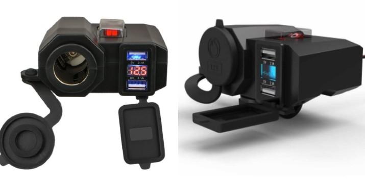 9,90€ από 19,90€ (-50%) για έναν Φορτιστής Mοτοσυκλέτας USB x 2 βολτόμετρο και αναπτήρας 3 σε 1 12V, με παραλαβή ή δυνατότητα πανελλαδικής αποστολής στο χώρο σας από το Idea Hellas στη Νέα Ιωνία.