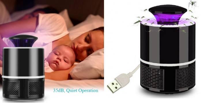 8,90€ από 19,90€ (-55%) για ένα Σύστημα εξολόθρευσης κουνουπιών USB με ανεμιστήρα και φωτισμό LED - Mosquito killer, με παραλαβή από το κατάστημα Magic Hole στο Παγκράτι και με δυνατότητα πανελλαδικής αποστολής.