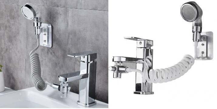"""7,90€ από 14,90€ (-47%) για ένα Mini Shower για το Μπάνιο, με παραλαβή από το """"Idea Hellas"""" στη Νέα Ιωνία και δυνατότητα πανελλαδικής αποστολής."""