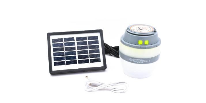 14,90€ από 24,90€ (-40%) για ένα Επαναφορτιζόμενο Ηλιακό Φαναράκι LED Αντικουνουπικό USB Αδιάβροχο, με παραλαβή από το Idea Hellas στη Νέα Ιωνία και με δυνατότητα πανελλαδικής αποστολής στο χώρο σας.