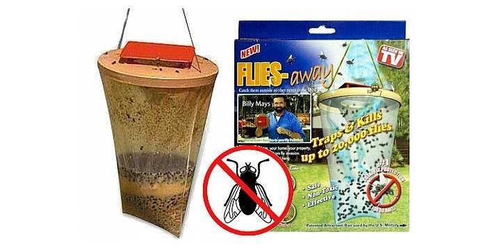 5,90€ από 11,90€ (-50%) για μία Εντομοπαγίδα φυσική μη τοξική για 20.000 έντομα, με παραλαβή από το Idea Hellas στη Νέα Ιωνία και με δυνατότητα πανελλαδικής αποστολής στο χώρο σας.