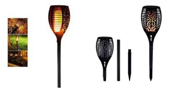 6,90€ από 14,90€ (-54%) για ένα Ηλιακό Φωτιστικό LED Με Εφέ Φλόγας, με παραλαβή από το κατάστημα Magic Hole στο Παγκράτι και με δυνατότητα πανελλαδικής αποστολής.