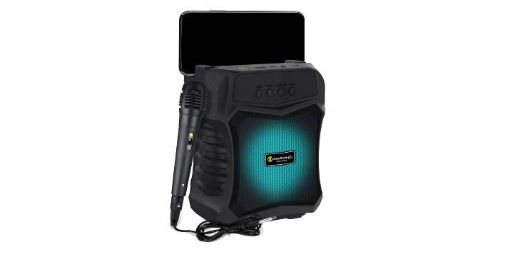 11,90€ από 19,90€ (-40%) για ένα Επιτραπέζιο Mini καραόκε,Ράδιο Bluetooth, με παραλαβή ή δυνατότητα πανελλαδικής αποστολής στο χώρο σας από το Idea Hellas στη Νέα Ιωνία.