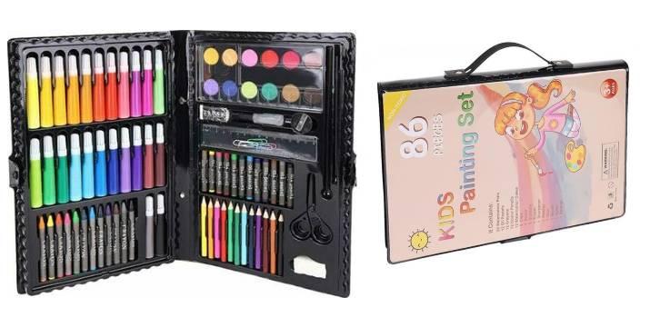 9,90€ από 19.90€ (-50%) για ένα Σετ Ζωγραφικής 86 τεμαχίων Art Painting Set, με παραλαβή από το κατάστημα MagicHole στο Παγκράτι και με δυνατότητα πανελλαδικής αποστολής.